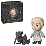 Game of Thrones- 5 Star S10: Daenerys Targaryen Figure, Multicolore, Standard, 129790