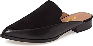 YDN Womens Slide Mules