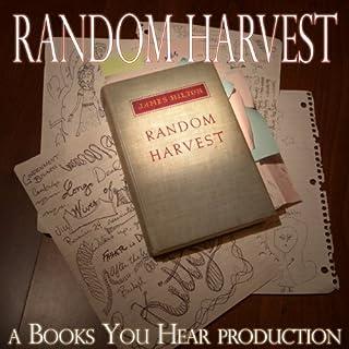 Random Harvest audiobook cover art
