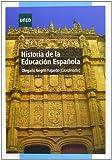 Historia de la educación española (GRADO)