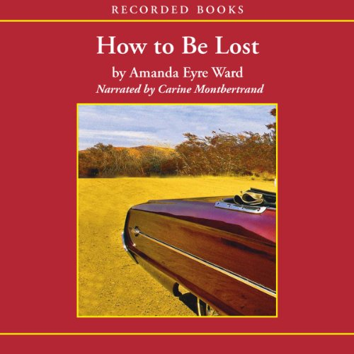 How to Be Lost audiobook cover art