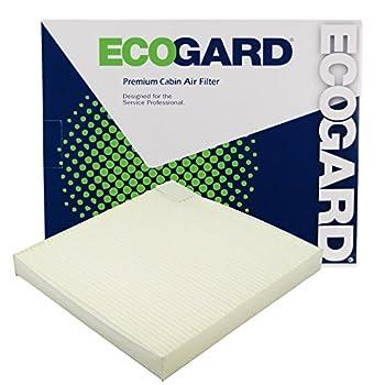 ECOGARD XC36156 Premium Cabin Air Filter Fits Jeep Grand Cherokee 2011-2021 Grand Cherokee DIESEL 2014-2020 | Dodge Durango 2011-2021