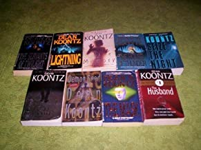 Dean Koontz - (Set of 9) - Not a Boxed Set (Odd Thomas - False Memory - Demon Seed - Seize the Night - Lightning - The Mask - The Servants of Twilight - The House of Thunder - The Husband)