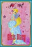 Winx Club Girls Diary: Fashionesta Journal