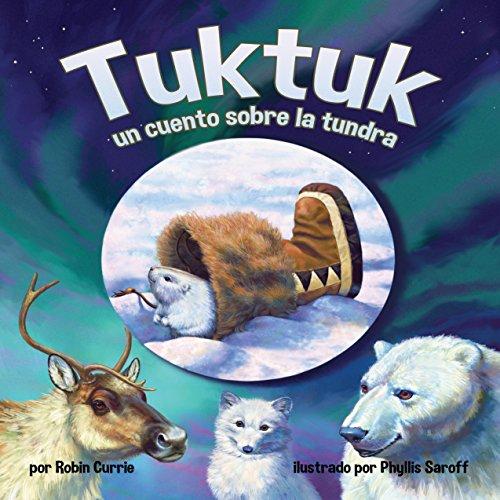 Tuktuk: un cuento sobre la tundra [Tuktuk: Tundra Tale] copertina