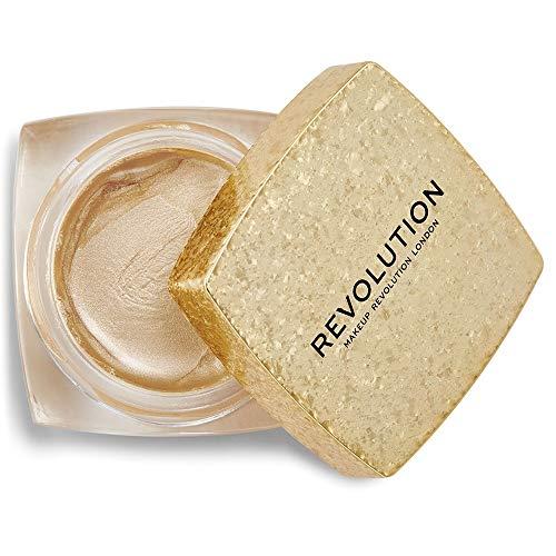 MAKEUP REVOLUTION Jewel Collection Jelly Highlighter (Monumental) - Glanzvoller Highlighter, 1er Pack(1 x 8.5 grams)