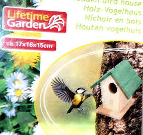Lifetime Garden Nistkasten hängend Holz