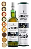 Laphroaig Select Islay Single Malt Whisky + 9 Edel...