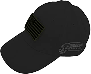 Voodoo Tactical Contractor Baseball Cap w/Flag