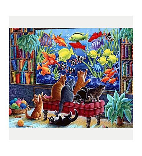 Puzzles acuario