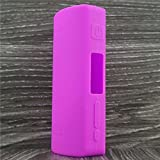 Silicone Case for eLeaf iStick 60w TC Sleeve iStick TC60W Cover Protective Skin (Purple)