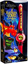 Of Dragons, Fairies, and Wizards Vog Hand Held Wand, Red