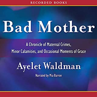 Bad Mother audiobook cover art