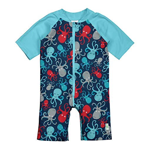 i play. by green sprouts Baby Swim Sunsuit - - 12 Mesi