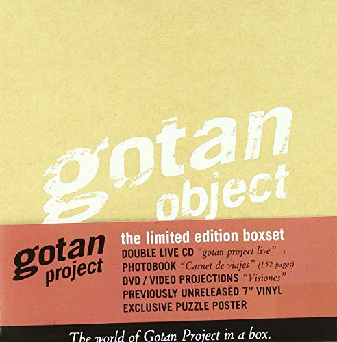 The Limited Edition Boxset 2Cd+Dvd+Libro+Puzzle+7'