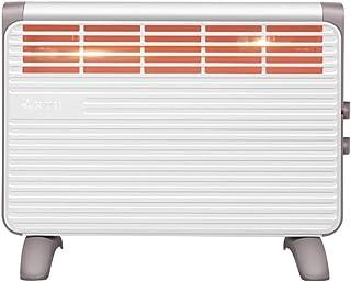 Calentador ZHIRONG Radiador eléctrico Ahorro de energía de Ahorro de energía de la Oficina del hogar Ajustable de 3 velocidades 600W / 1300W / 1900W Fácil de Mover
