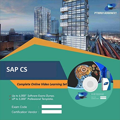 SAP CS Complete Video Learning Solution Set (DVD)