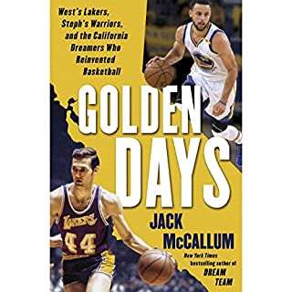 Golden Days audiobook cover art