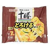 [冷蔵] 明治 明治北海道十勝とろけるスライスチーズ 7枚入 126g