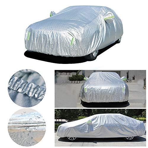 Funda de Coche para Lexus RX Película de Aluminio Impermeable a la Nieve y a los Rayos UV 520*200*1