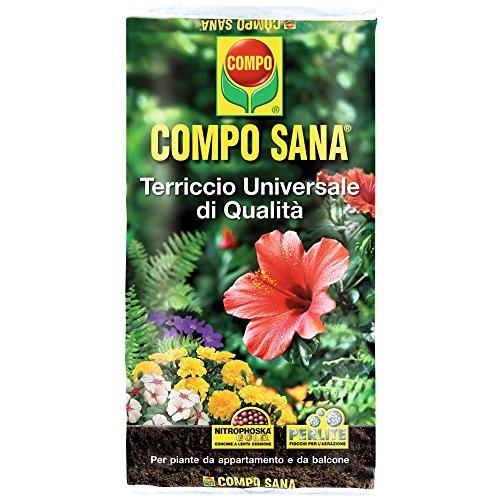 COMPO Compo Sana Universale LT. 80 Terriccio Da Giardino