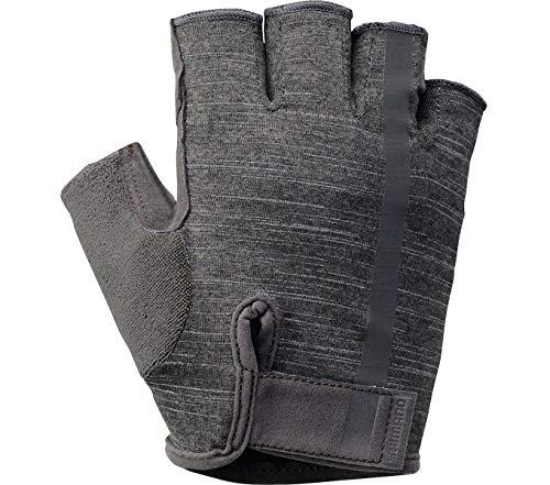 SHIMANO Transit Gloves Raven - Guanti da ciclismo taglia L   9,5-10 2019