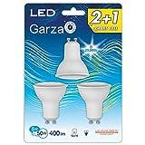 Lampadina LED GU10 5W 110º 400LM 3000K BL2+1