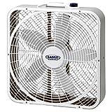 Lasko #3720 20' Weather-Shield Performance Box Fan 3-Pack