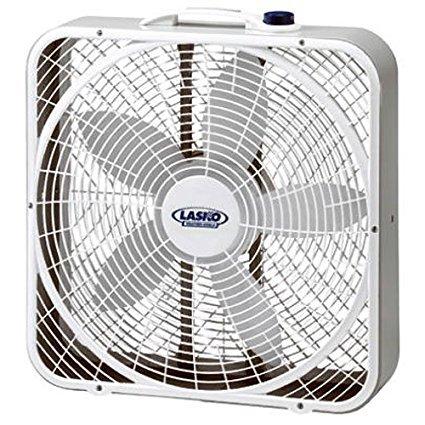 lasko box fan 3720 - 6