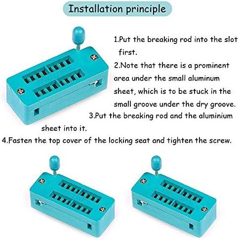 8 pin zif socket _image2