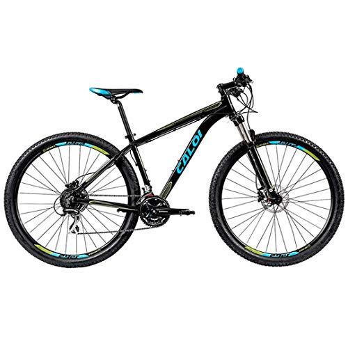 Bicicleta Mtb Caloi Atacama Aro 29 Tam 17' Câmbios Shimano