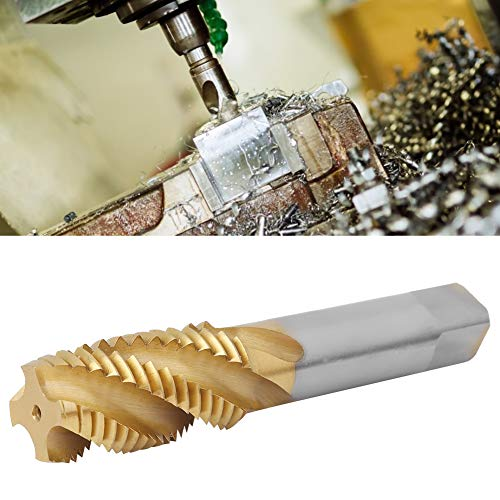 Weikeya Conveniente Espiral Flauta Grifo, Costo Rendimiento Velocidad Acero Solicitud Abarcar Flauta Tapper con Elevado - Velocidad Acero por Procesando Inoxidable Acero