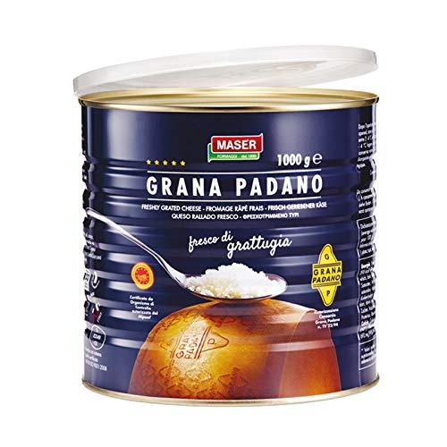 Grana Padano DOP - Gerieben
