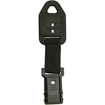 Klein Tools 69417 Rare Earth Magnetic Hanger, with Strap