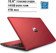 red laptop hp