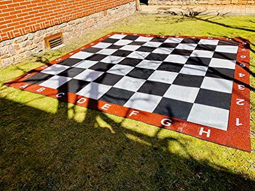 Tablero ajedrez Gigante