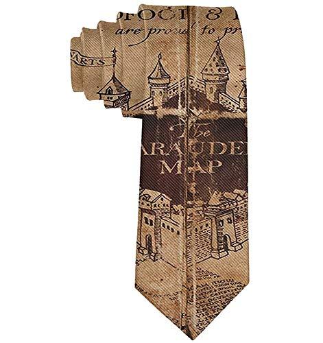 Mathillda herenmode stropdas, slank, formel voor partybruiloft, houdbare polyester stropdassen