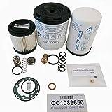 Kit Champion Airtech CC1089650 Servicio Avanzado para compresores de tornillo KA KA 2 3 4 KA KA 5 aire y filtro de aceite del cartucho separador de aceite Kit de termostato