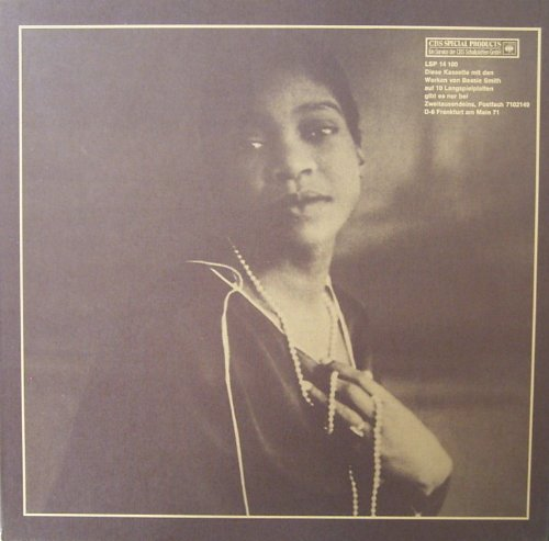 Bessie Smith (Complete) [Vinyl Schallplatte] [10 LP Box-Set]
