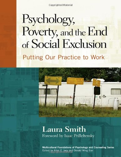 Psychology, Poverty, and the End of Social Exclusion:...