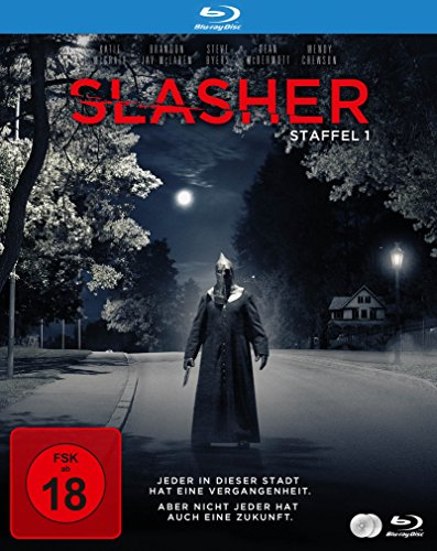 Slasher - Komplette 1. Staffel [Blu-ray]