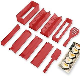 Sushi Making Kit Deluxe Edition mit komplettem Sushi Set 10