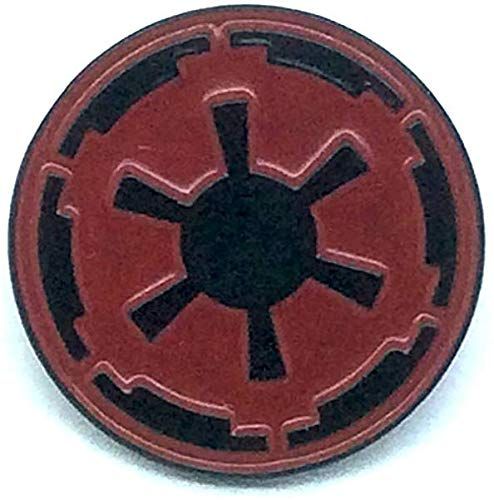 Patch Nation Imperial Forces Rot Star Wars Cosplay Metal Pin Badge