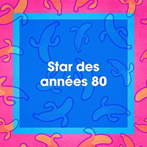 Compilation Titres cultes de la Chanson Française, I Love the 80s, Tubes des années 80