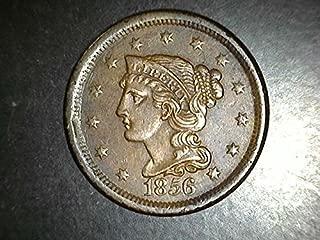 1856 large cent