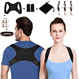 SETH - Posture Corrector for Men and Women - Back Stretcher | Upper
