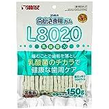 ゴン太の歯磨き専用ガムSSサイズ L8020乳酸菌入 クロロフィル入 犬用おやつ 犬