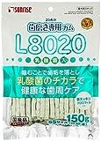 サンライズ ゴン太の歯磨き専用ガム SSサイズ L8020乳酸菌入り クロロフィル入り 150g