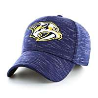OTS NHL Nashville Predators Men's Space Shot All-Star Adjustable Hat, Team Color, One Size