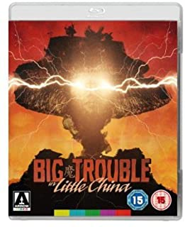 Big Trouble In Little China [Blu-ray] (B00FC5DH4E) | Amazon price tracker / tracking, Amazon price history charts, Amazon price watches, Amazon price drop alerts